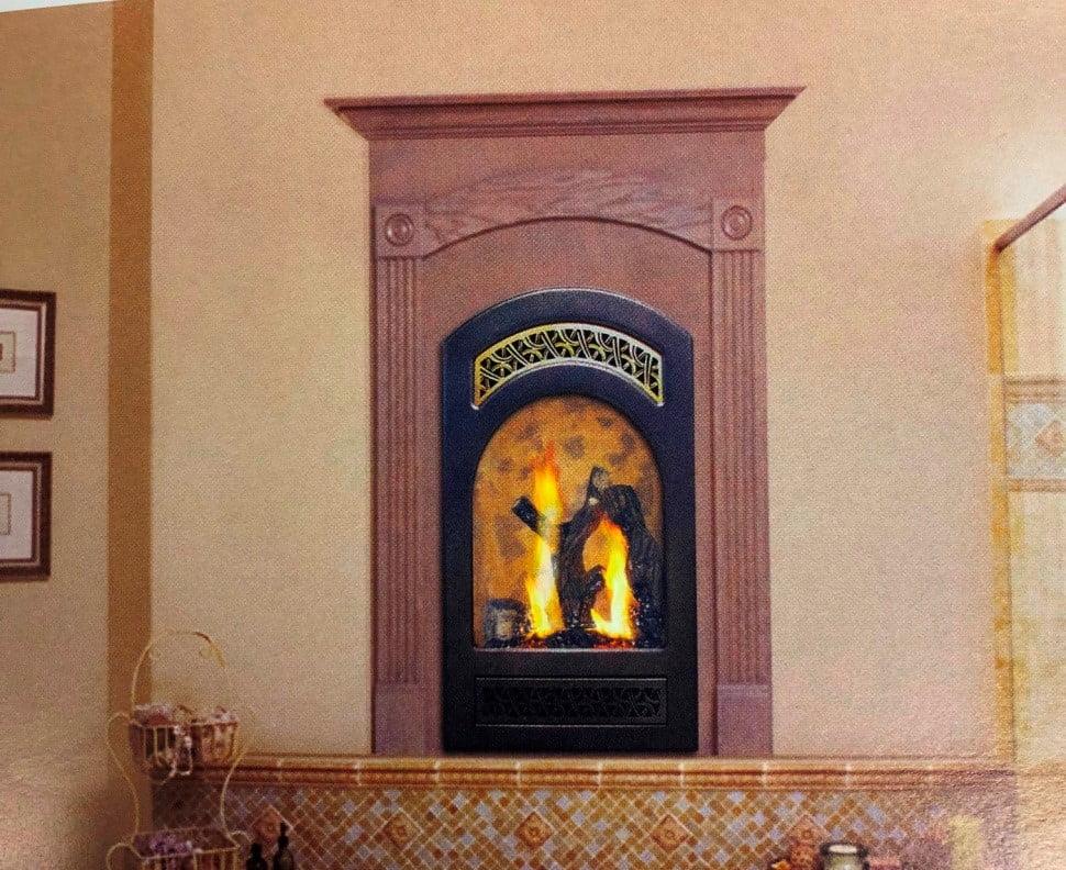 Enviro Retreat Gas Fireplace