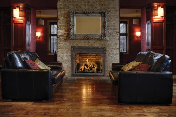 Napoleon HDX40 High Definition Gas Fireplace